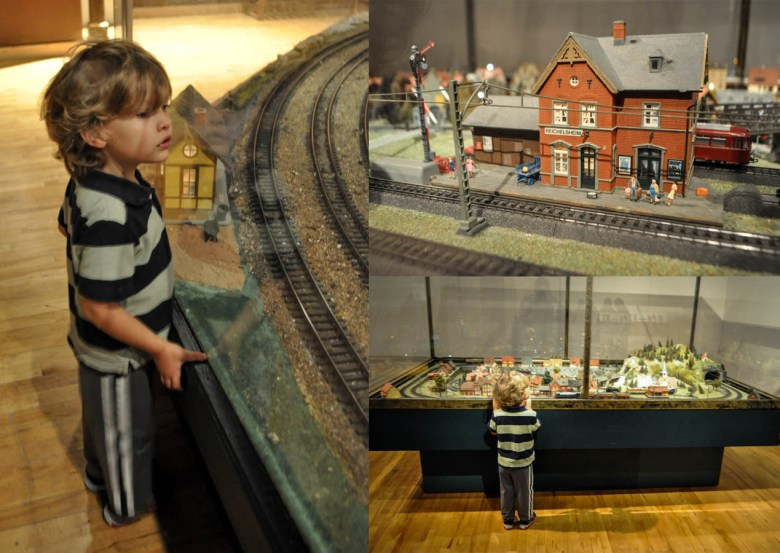 Model Rail Experience inside Union Station KC near Crown Center is FREE to visit!