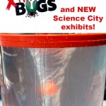 XTreme Bugs and New Additions to Union Station's Science City!