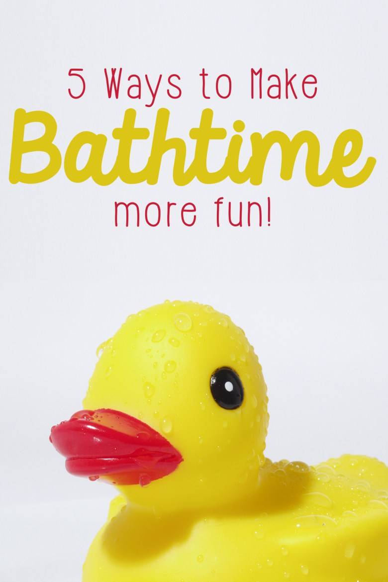 End the bathtime fights by making bathtime a ton of fun for your child! They'll love these ideas, and beg to get all scrubbed clean! | Mom Hacks | Life Hack | Parenting |