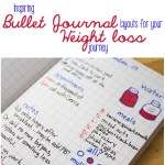 Bullet Journal Layouts for Your Weight Loss Journey