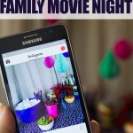 5 Tips for having the BEST Family Movie Night