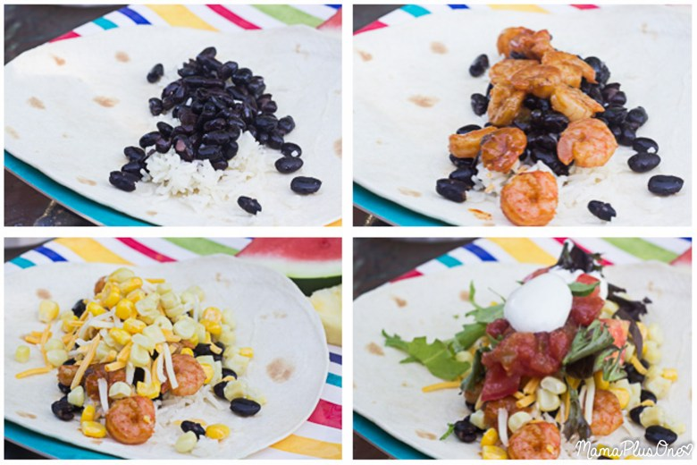 Nothing beats family memories and traditions. That's why I love cooking with my family every year on our annual summer vacation. For me, trips to the Gulf mean time spent with family, and fresh flavor, including the flavors at my favorite beach restaurant. I'm re-creating that Gulf flavor in my Midwest home with these easy Shrimp tacos the whole family will love! [ad]