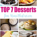 BEST OF 2017: The Top 7 Desserts