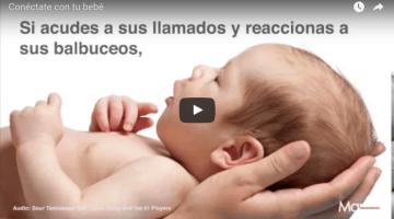 Conéctate con tu bebé