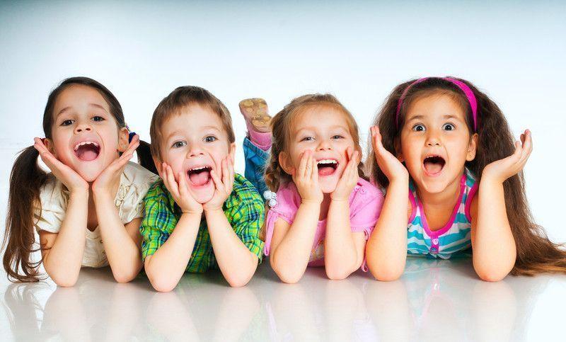 niños y niñas de 5 y 6 años