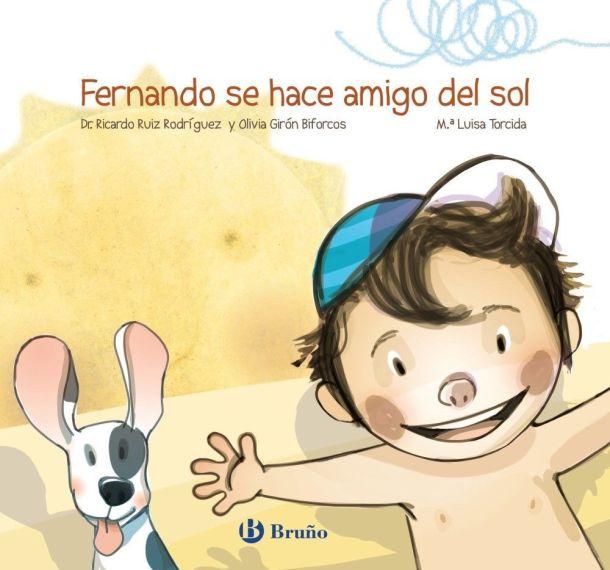 Fernando se hace amigo del sol