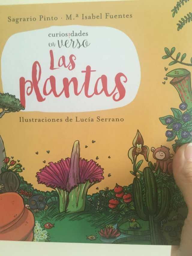 Las plantas. Curiosidades en verso