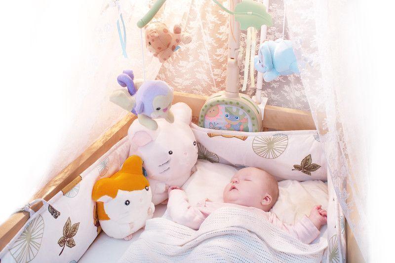 móvil para la habitación de tu bebé