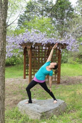 Get outside. Do yoga. Do them both. Anger can be released in so many other ways!