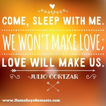 Love Will Make Us