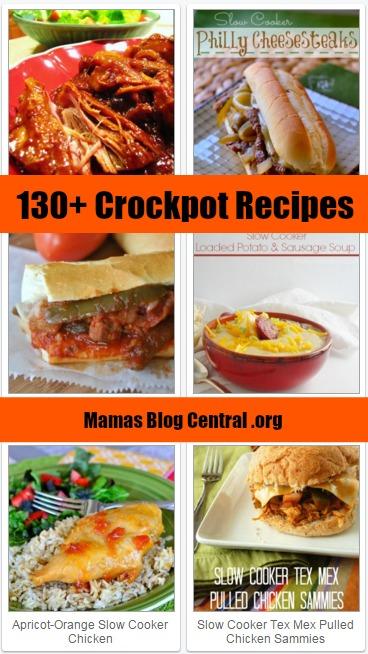 slow cooker - crockpot recipes