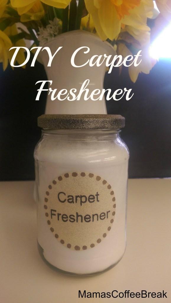 DIY Carpet Freshener MamasCoffeeBreak