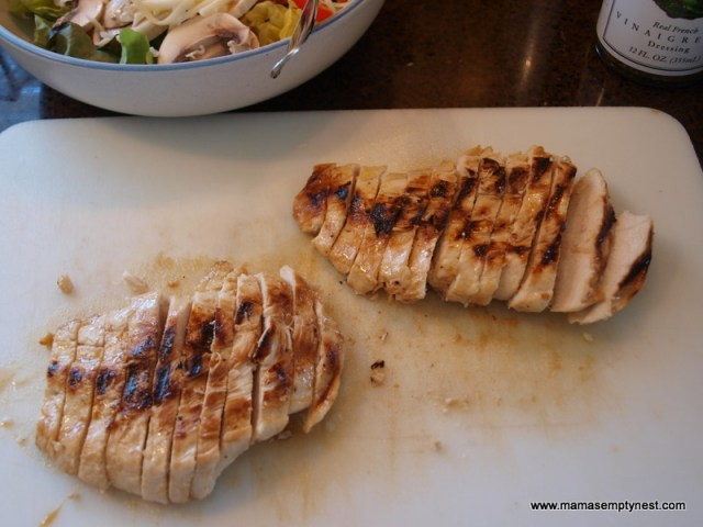 What s cookin katy s favorite marinated grilled for Good side dishes for grilled chicken