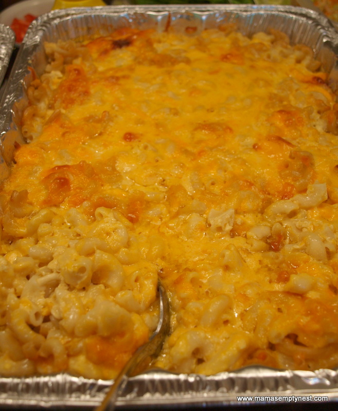 sweetie pie mac and cheese