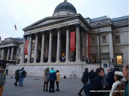 National Gallery London 2011