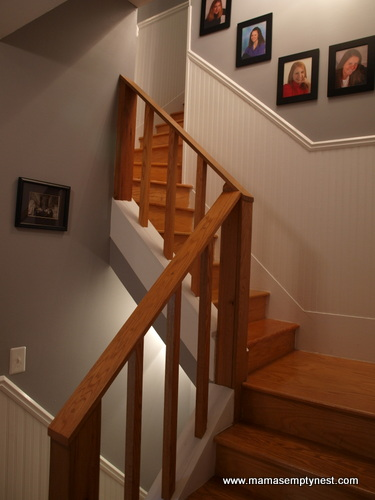 Stairwell After with pictures