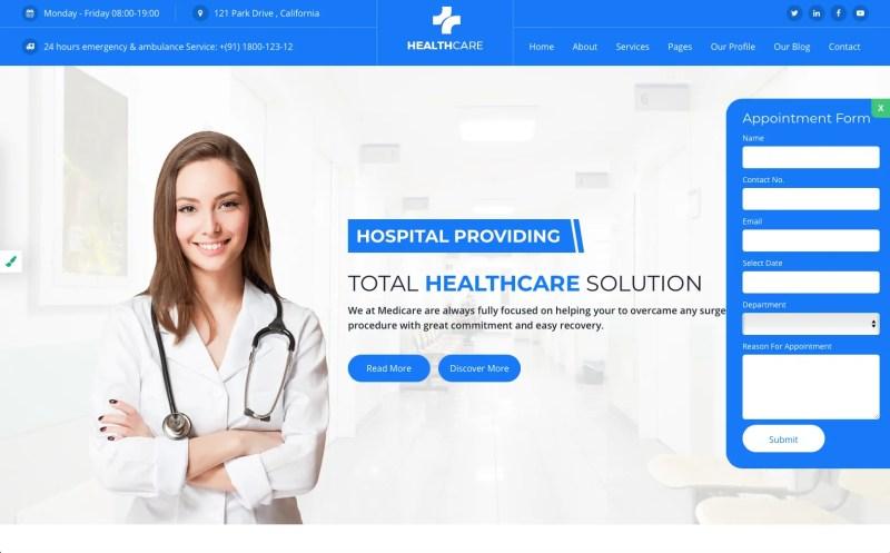 Medicine specialist 1 Desktop
