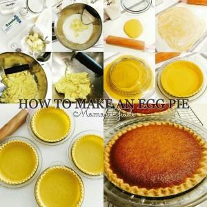 Mama's Guide Egg Pie