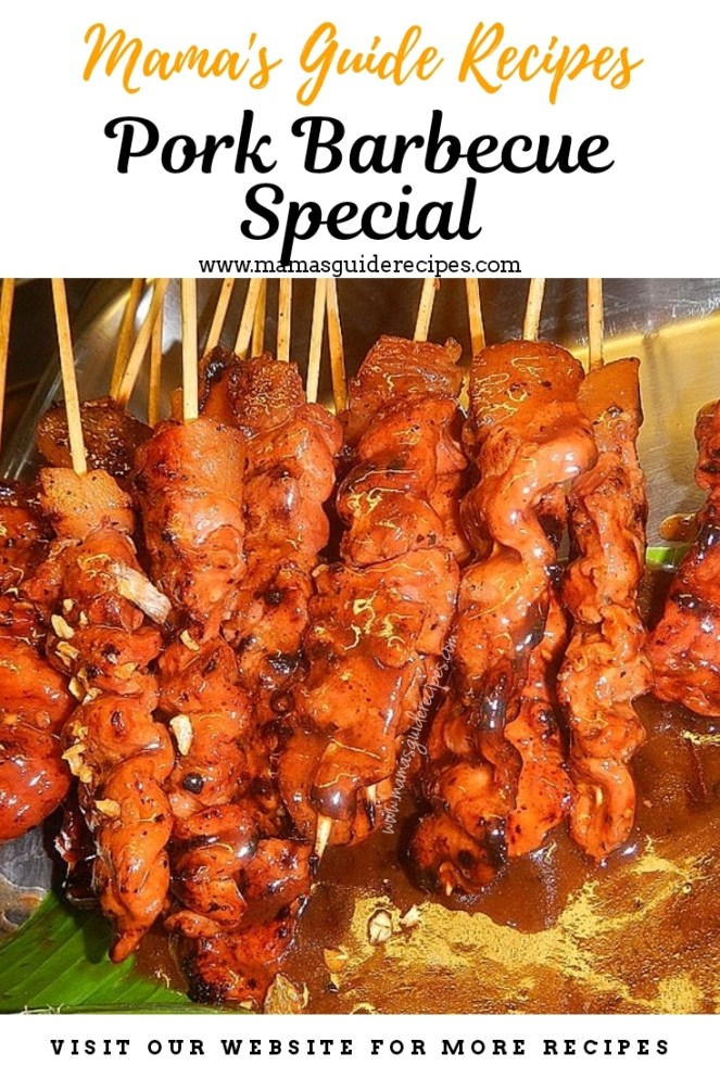 Pork Barbecue Special