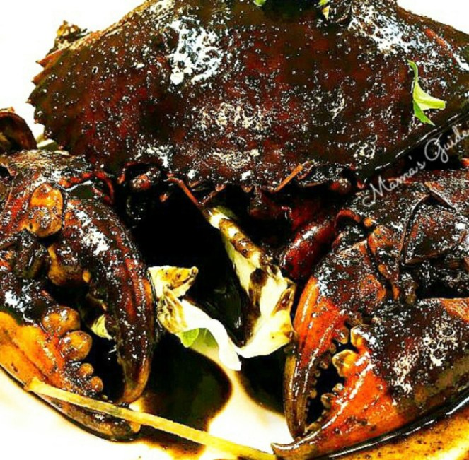Singapore's Black PepperCrab