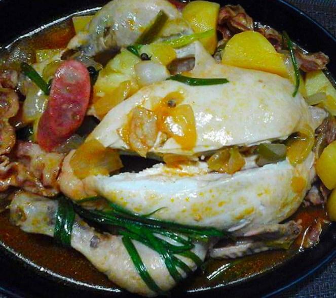 Chicken Kinulob