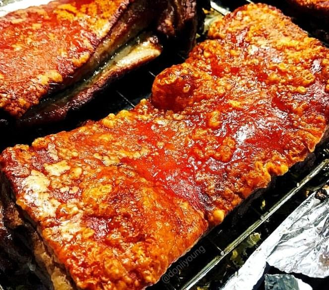 Crispy Roasted PorkBelly