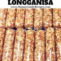 Skinless Longganisa