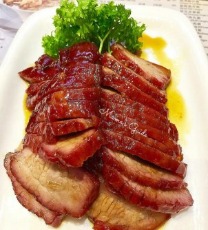 Char Siu Pork Barbeque