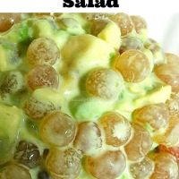 Avocado Sago Salad