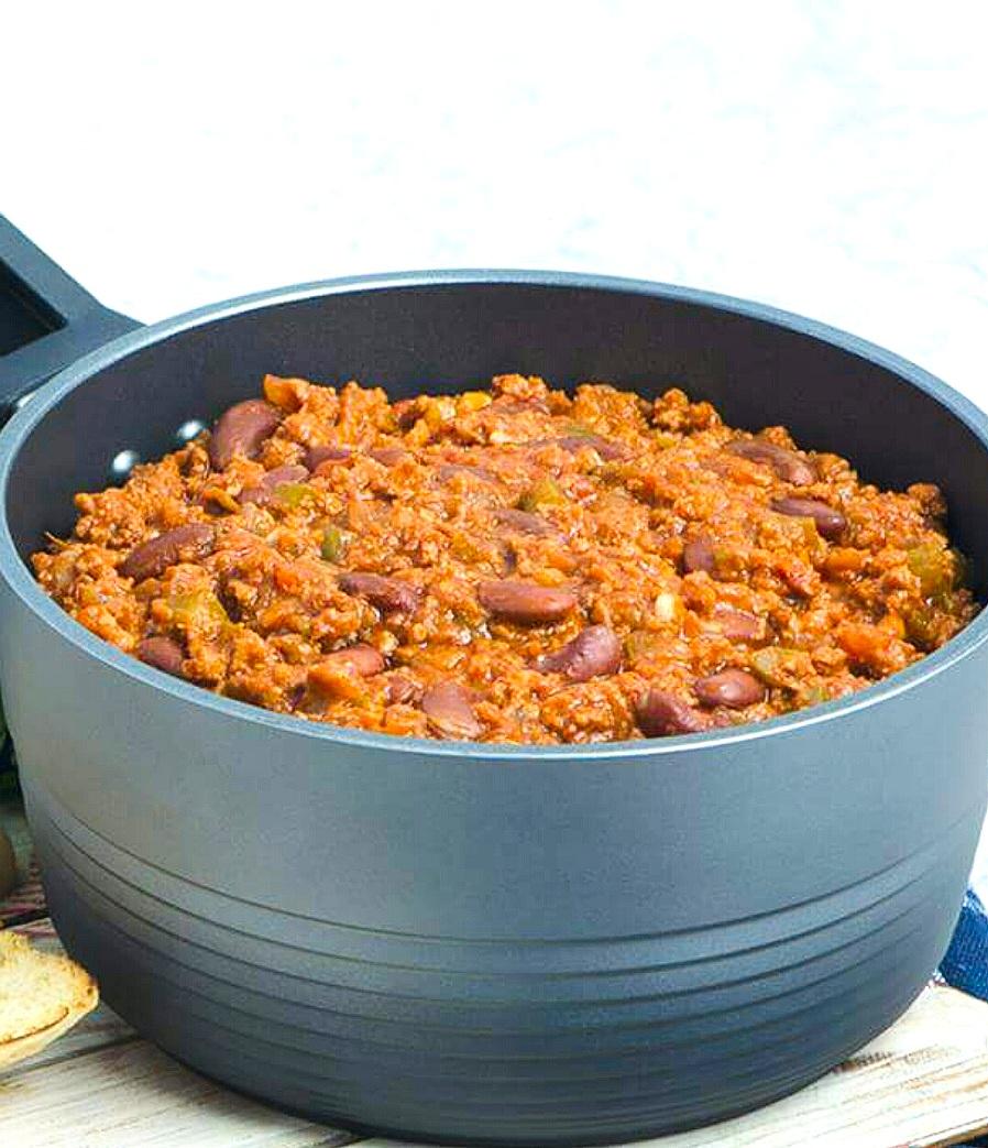 Chef's Chili Con Carne