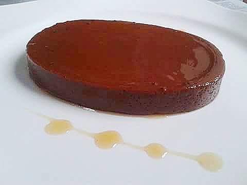 Chocolate Leche Flan