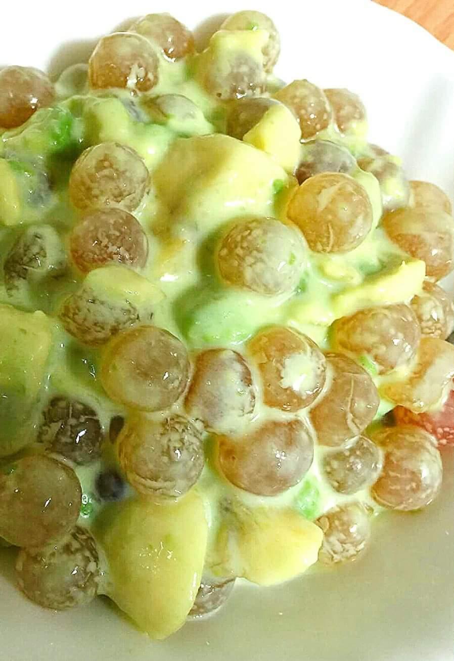 Avocado Sago Salad (Tapioca)