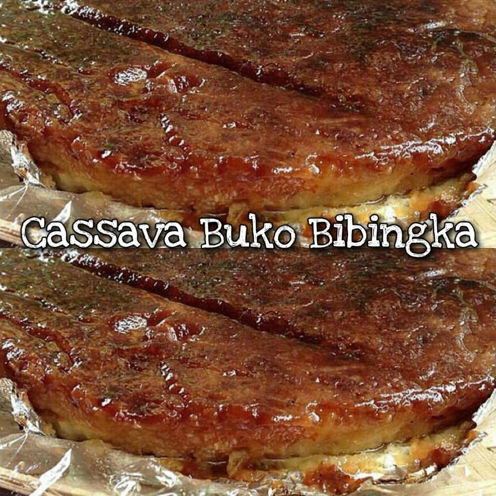 Cassava Buko Bibingka