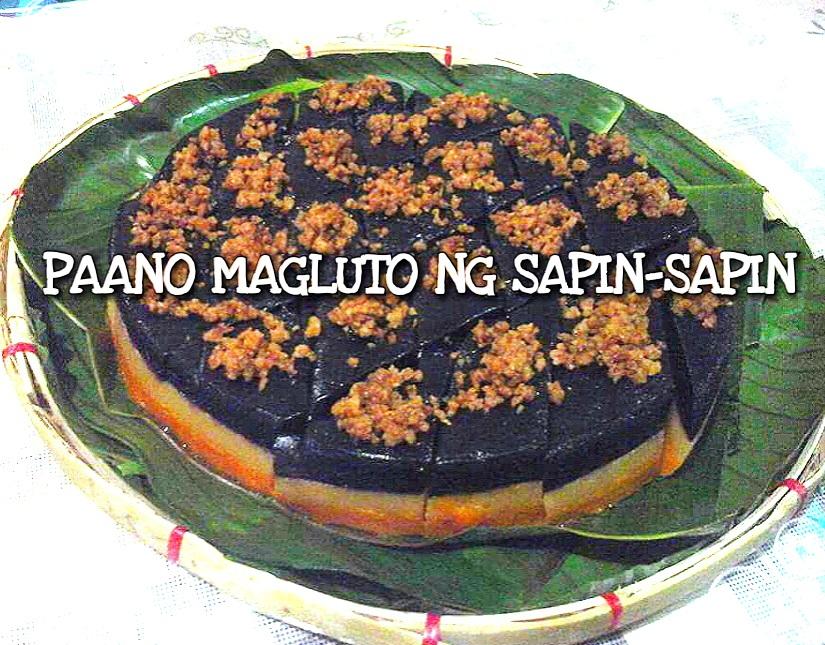 Sapin Sapin (Tinagalog)