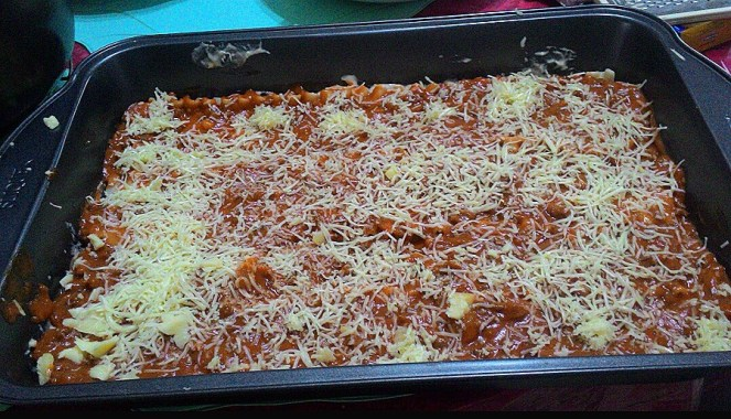 To Assemble and Cook Lasagna