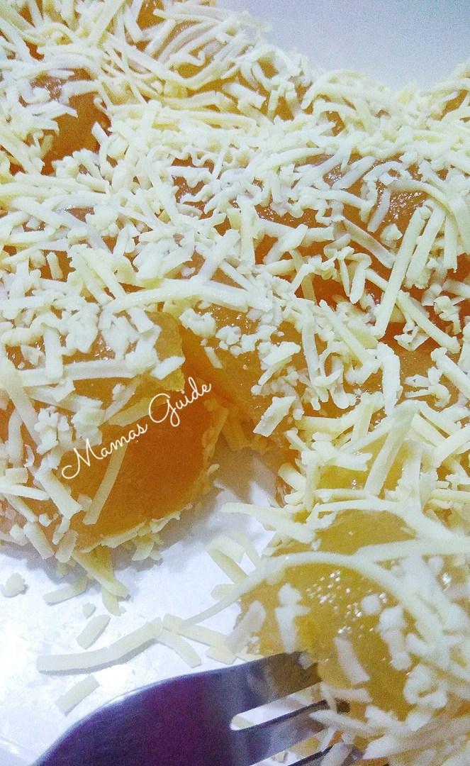 Cheesy Pichi Pichi