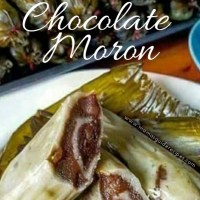 Chocolate Suman Moron