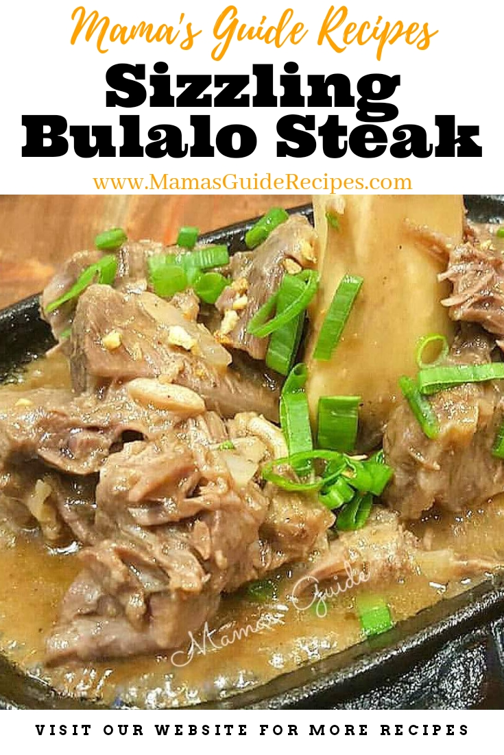 SIZZLING BULALO STEAK
