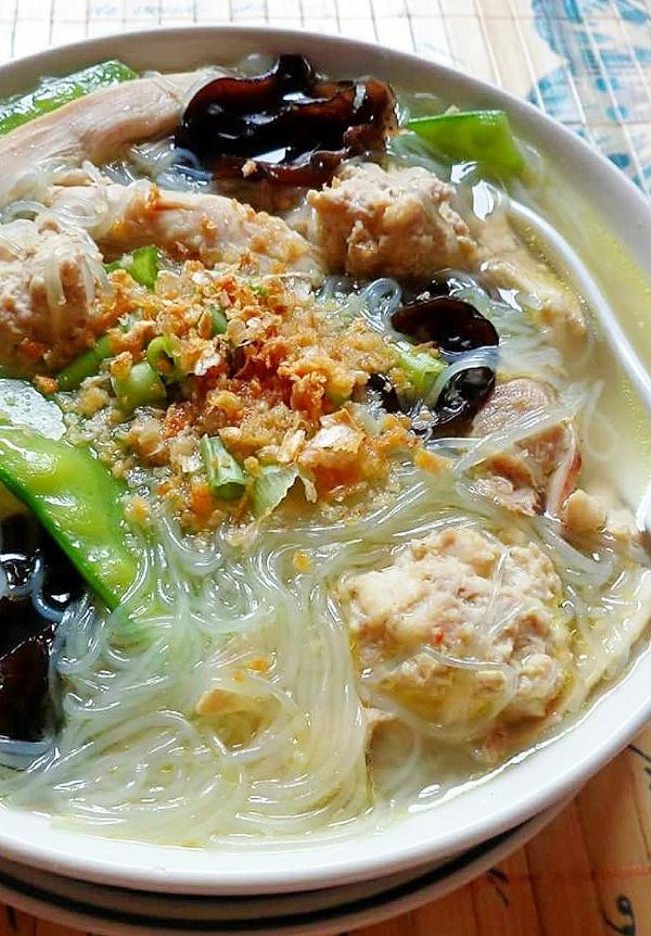 Lang Lang Soup Recipe