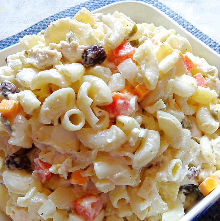 CHICKEN MACARONI SALAD II