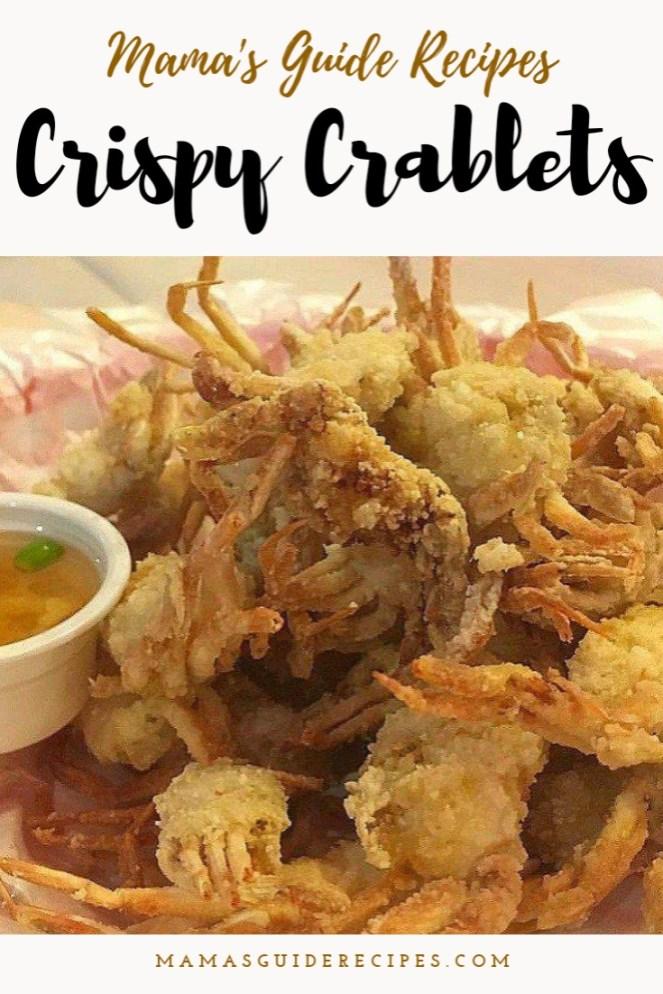 Crispy Crablets