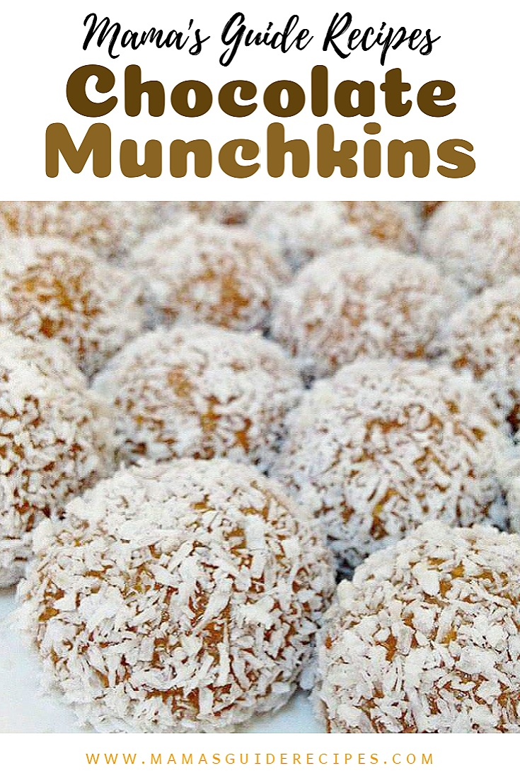 Chocolate Munchkins