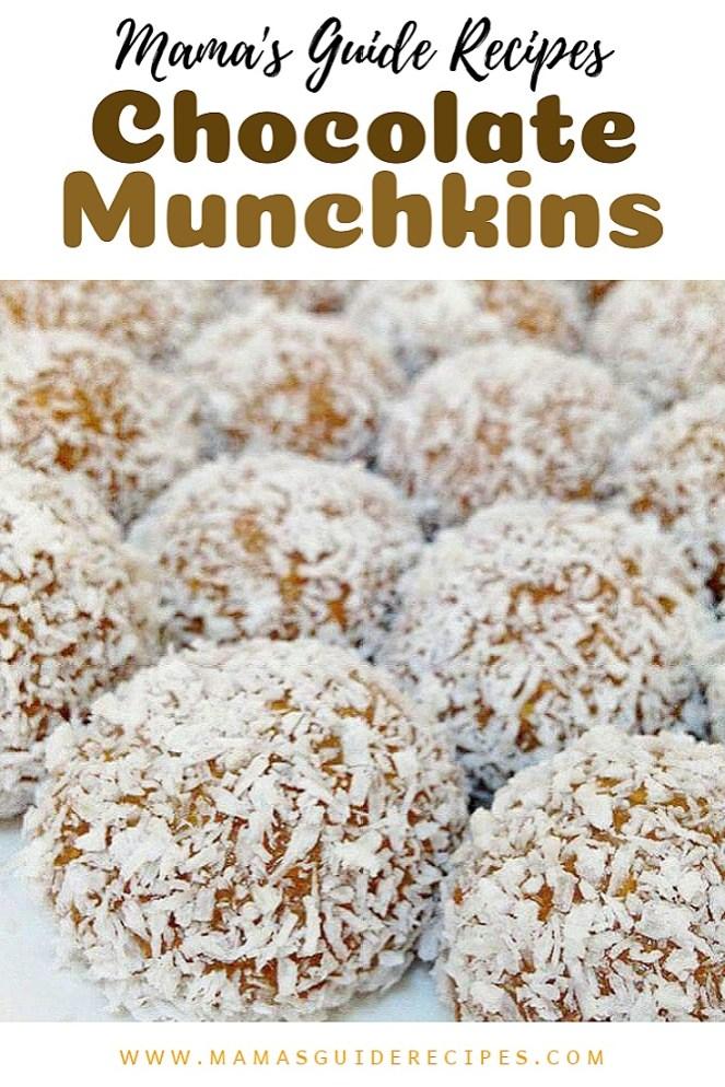 Chocolate Munchkins