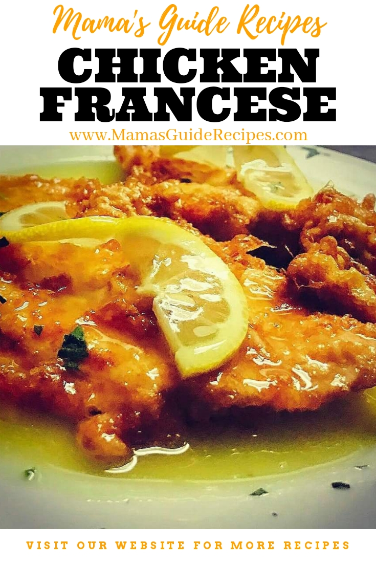 Chicken Francese Recipe