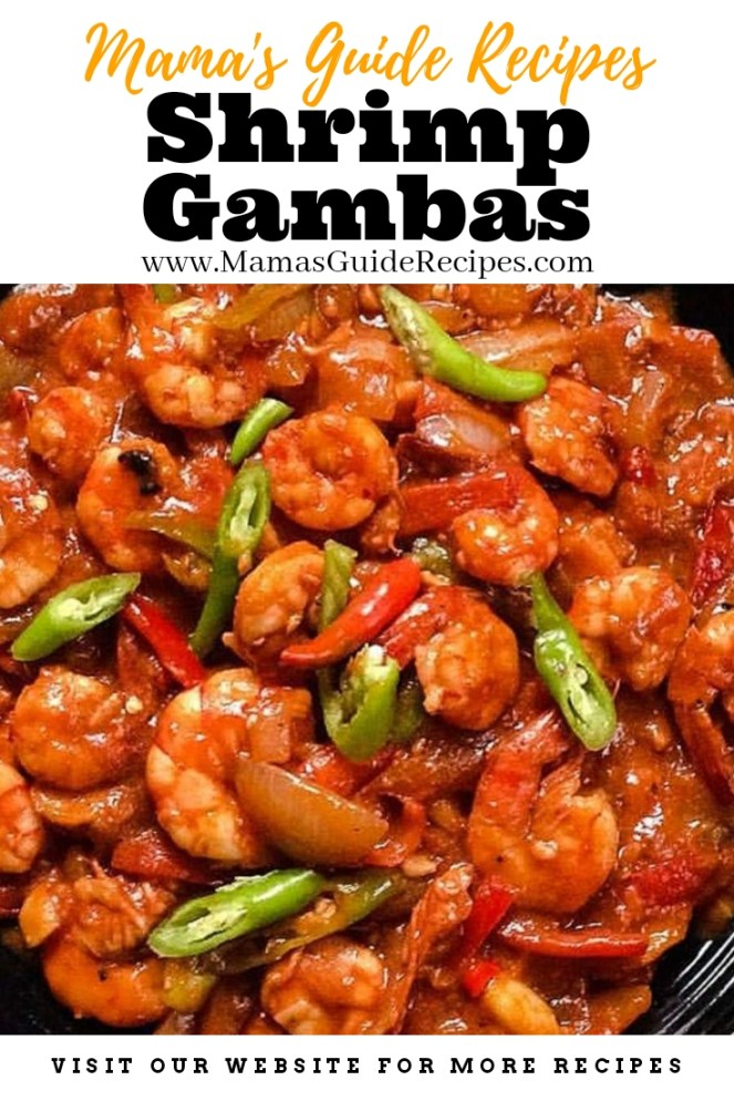 Shrimp Gambas