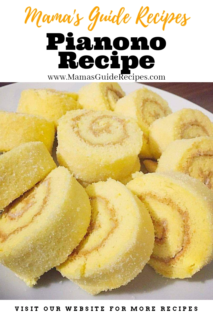 Pianono Recipe