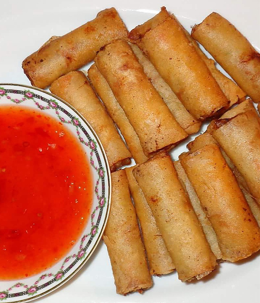 How to make Lumpiang Shanghai