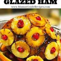 Pineapple Glazed Ham (Filipino Style)