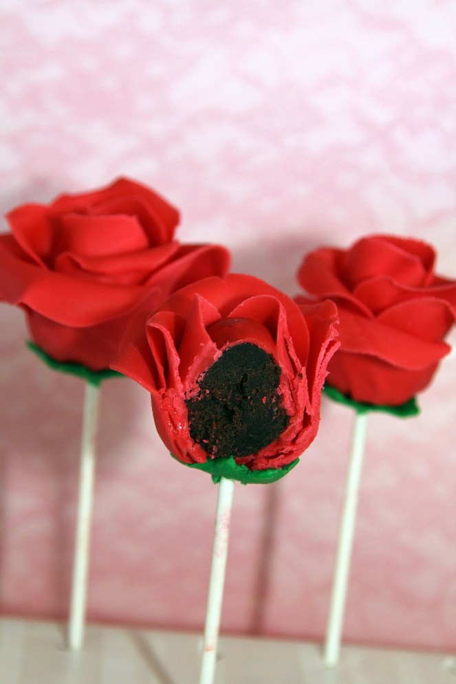 Cake Pops Roses, Cake Pops Pinoy Style