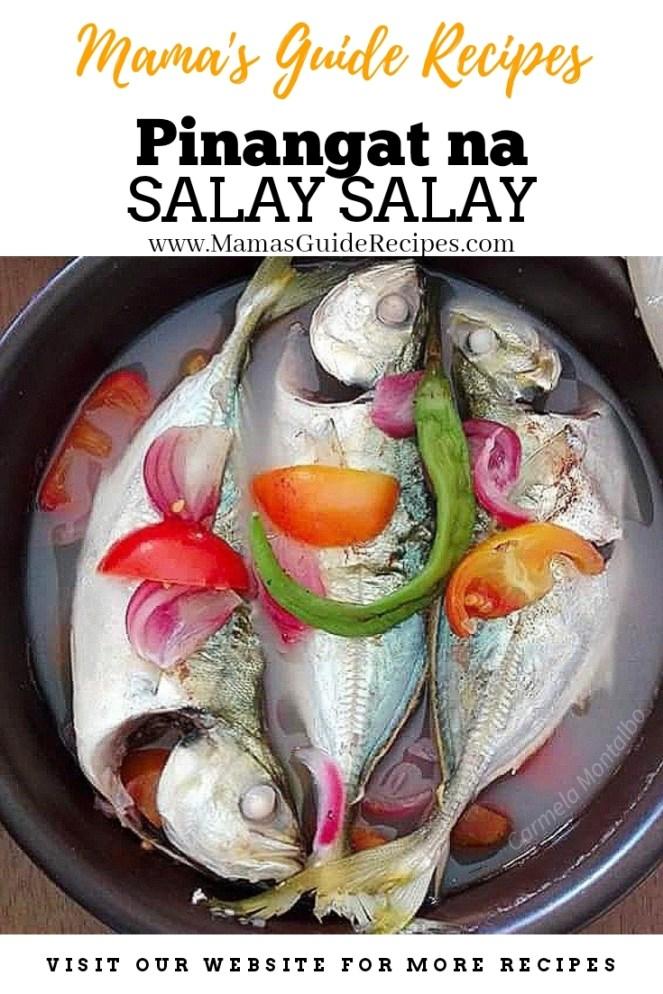 Pinangat na Salay Salay